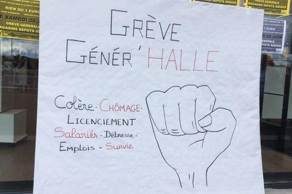 Magasin La Halle Vesoul