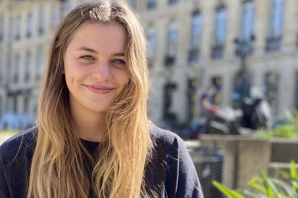 "Juliana Girard co-organisatrice de ""Chasse ton vin"""