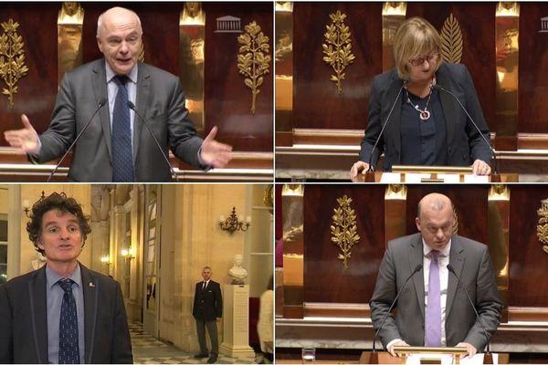 Quatre députés bretons sont intervenus dans le débat sur les langues régionales