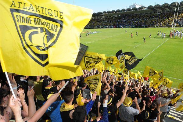Pau et la Rochelle se sont souvent affrontées en Pro D2 comme ici lors de la demi-finale en mai 2014
