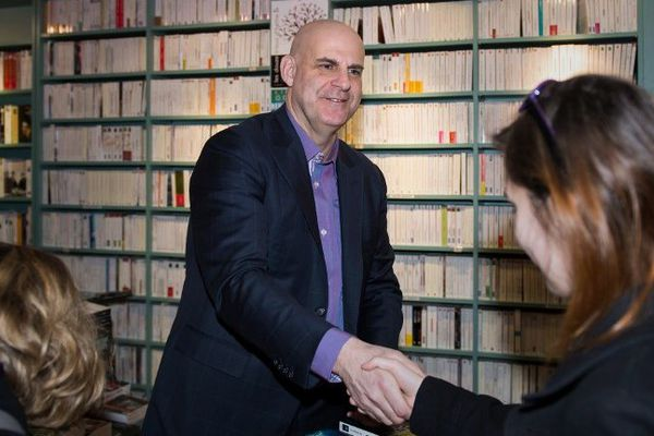 Harlan Coben, librairie Goulard Aix-en-Provence