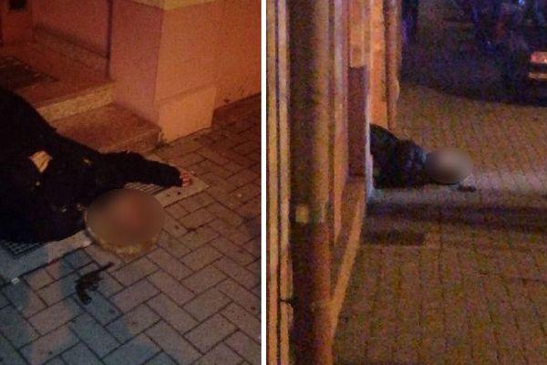 Cherif Chekatt a été abattu avers 21 heures au 74 rue du Lazaret, à Strasbourg.