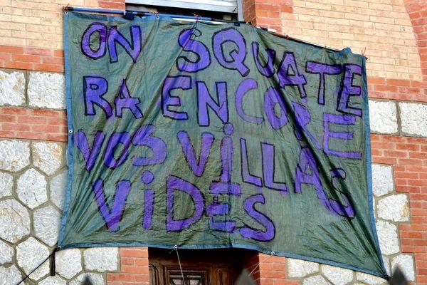 Une nouvelle loi a été votée le 7 décembre 2020 pour accélérer les procédures d'expulsion de squatteurs.