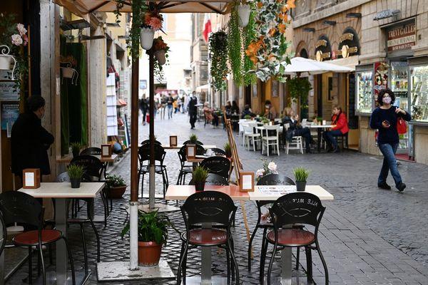 Ce 1er février, une grande partie de l'Italie va rouvrir ses musées et ses restaurants.