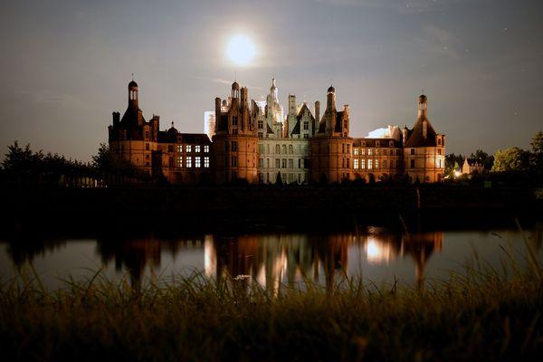 Le château de Chambord va accueillir le festival Chambord x Cercle, le 11 mai.