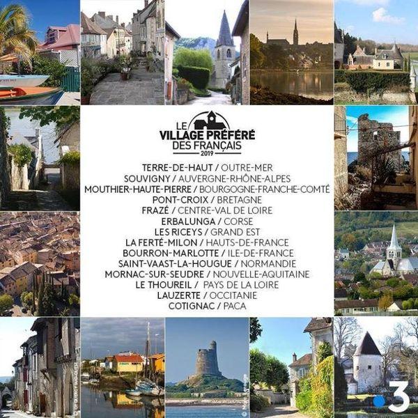 village préféré des français 2019 : Saint-Vaast la Hougue