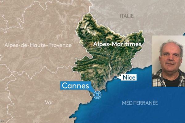 Depuis plusieurs semaines le groupement de gendarmerie des Alpes-Maritimes est mobilisé pour la recherche de Claude Marius né le 07 mai 1958 à Cannes.