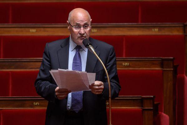Jean-Michel Villaumé, député socialiste de Haute-Saône
