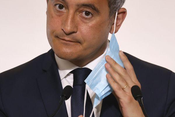 Gérald Darmanin, en guest-star pour les Départementales 2021