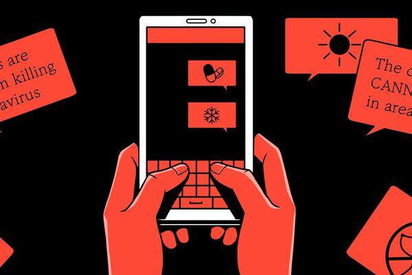 Sur les réseaux sociaux, les dérives sectaires se multiplient.