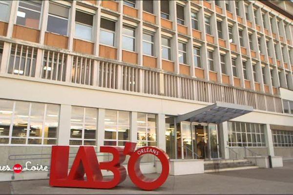 Le Lab'O, un incubateur de start-ups à Orléans