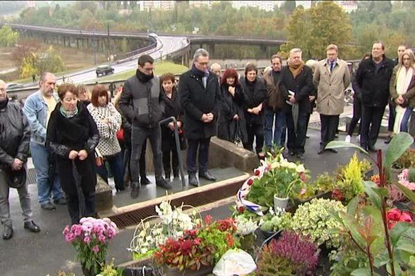 L'hommage aux victimes lorraines de l'attentat du 14 juillet à Nice