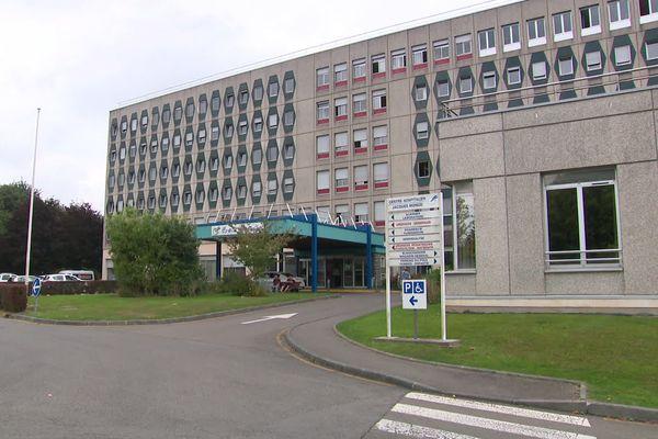 Hôpital de Flers.