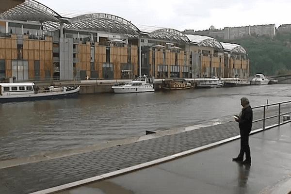 Le quartier Confluence (Lyon 2e)