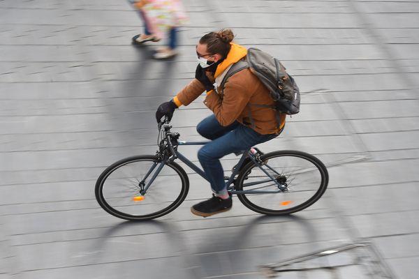 Du vélo en période de confinement ?