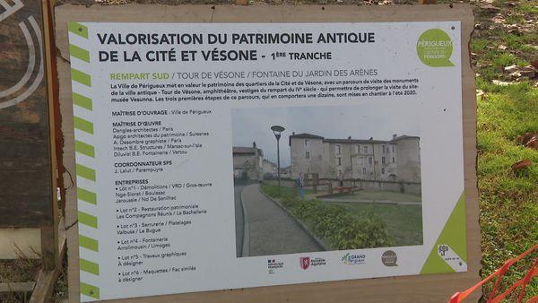 Travaux ambitieux certes, mais qui devraient enfin rendre justice au patrimoine historique foisonnant de la ville