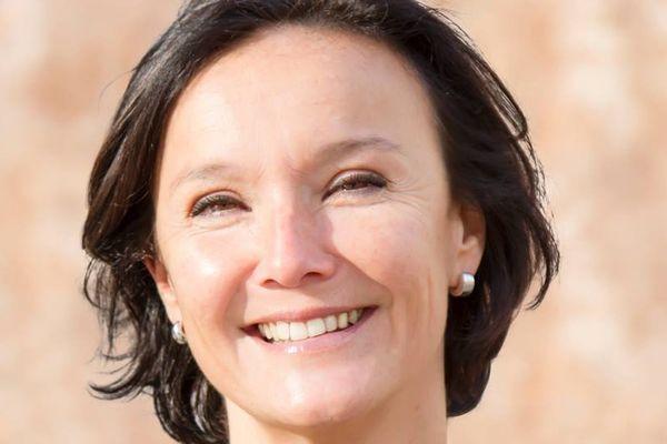 Laure-Agnès Caradec, candidat UMP dans le canton 9 de Marseille.