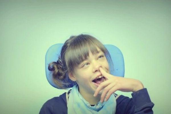 """Extrait de la vidéo """"The eyes of a child""""."""