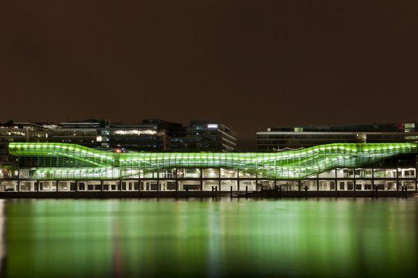 Cité de la Mode et du Design à Paris