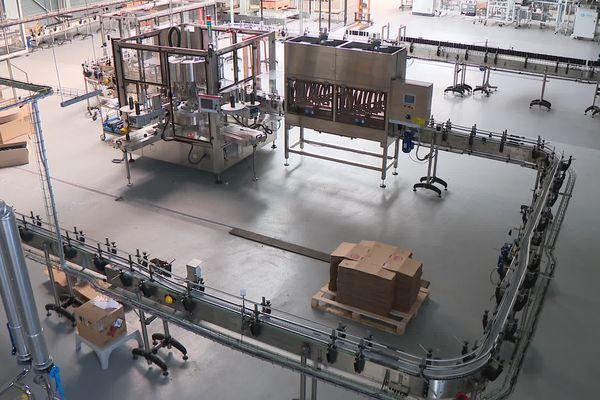 A Sail-les-Bains, l'usine d'embouteillage pourrait reprendre du service d'ici l'été.