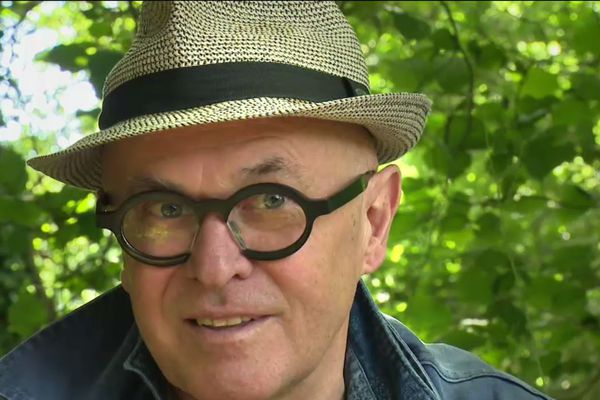 "Enoret eo bet Yann-Fañch Kemener gant ar festival evit ar film ""Tremen en ur ganañ"""