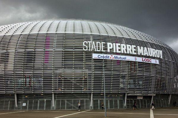 Lille et le stade Pierre Mauroy sont candidats pour accueillir la finale de la Coupe de la Ligue 2017 (archives)