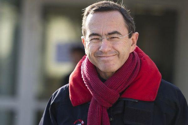 Bruno Retailleau nouveau président de la région des Pays de la Loire