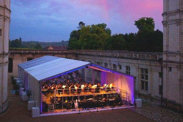 Le Festival de Chambord (Loir-et-Cher) 6e édition, du 1er au 16 juillet