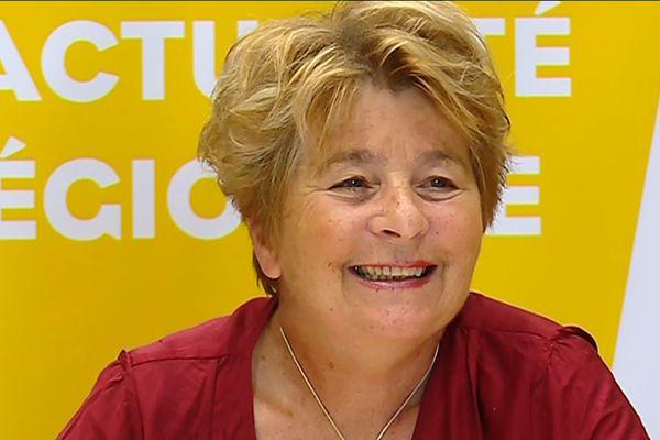 Marie-Guite Dufay, présidente PS de Bourgogne - Franche-Comté candidate à sa succession