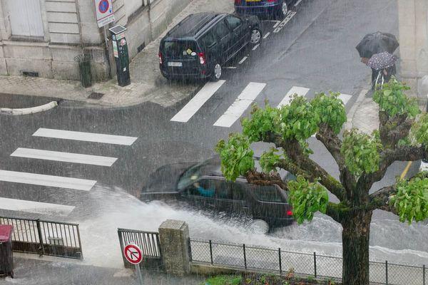 Angoulême, ce mercredi après-midi