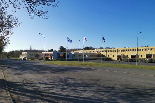 Un cas positif de covid 19 dans l'abattoir Elivia au Lion d'Angers