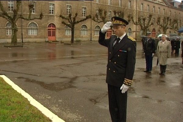 Le nouveau préfet de franche-Comté, Stéphane Fratacci.