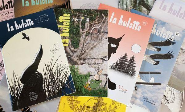 En 47 ans, 108 numéros de la Hulotte ont été édités