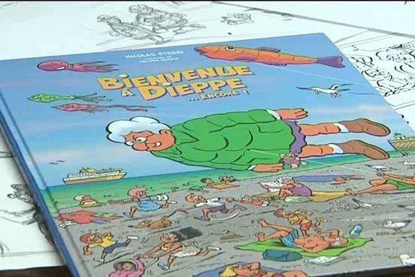 La couverture du treizième numéro des aventures de Polète.