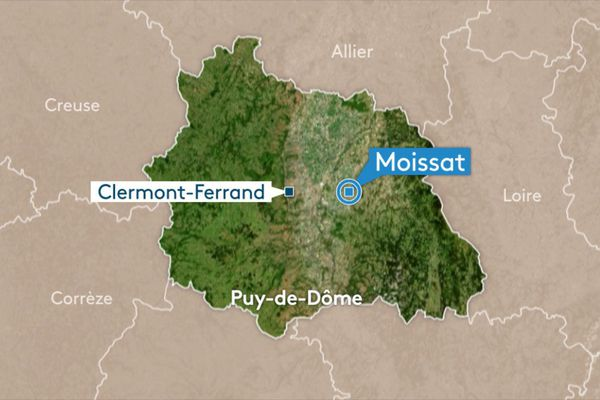 La foudre s'est abattue sur une maison sur la commune de Moissat, dans le Puy-de-Dôme. Un incendie s'est déclaré mais les habitants ont pu être évacués. Ils n'ont pas été blessés et ont pu être relogés par la famille.