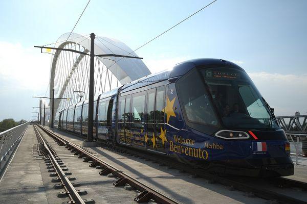 Certaines ligne de tram pourraient être perturbées mardi 14 septembre en raison d'une manifestation des soignants contre le pass sanitaire.
