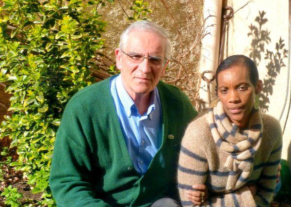 Alain et Dafroza Gauthier sont mariés depuis de longues années et tous les deux rwandais.