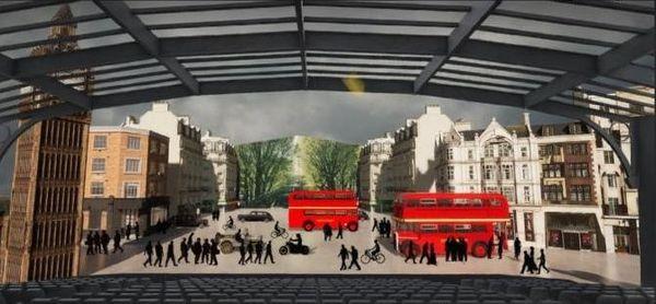 L'évocation historique commencera par ce qui s'est passé avant le 6 juin 44 à Londres