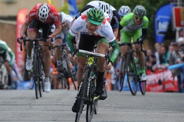 2ème victoire d'étape en 2 jours pour le Français Bryan Coquard