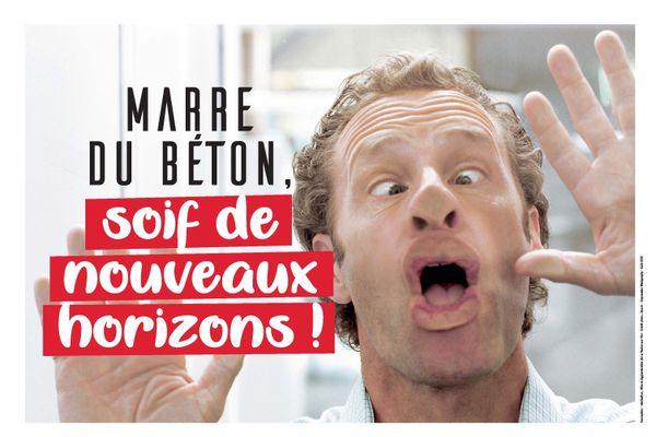 Campagne publicitaire La Roche-sur-Yon 2020