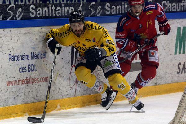 Grenoble face à Rouen le 23/08 à la patinoire Polesud