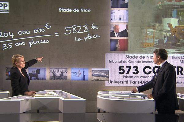 """Ce mardi soir sur France 2, l'émission """"Cash investigation"""" était consacrée au partenariat public-privé du stade de Nice Allianz Riviera."""
