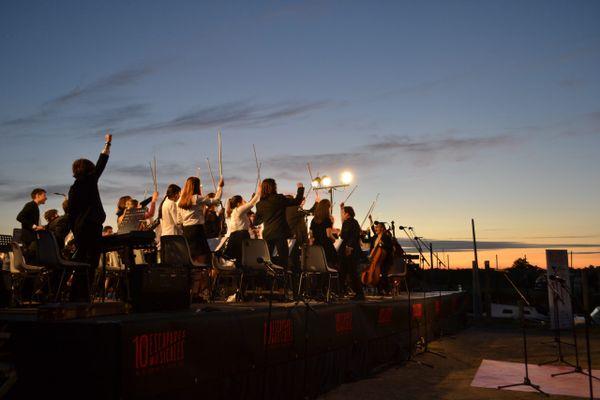 Les Escapades musicales : concert 2019 au port de tuiles de Biganos