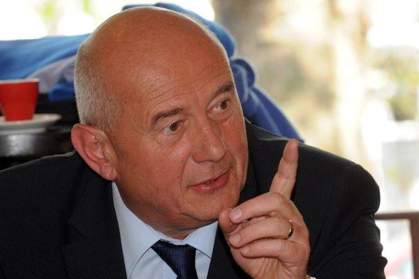 Serge Babary, maire (LR) de Tours.