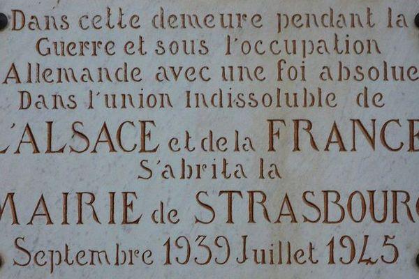 Périgueux (Dordogne) accueille la population et l'administration de Strasbourg dans le cadre de l'Évacuation.
