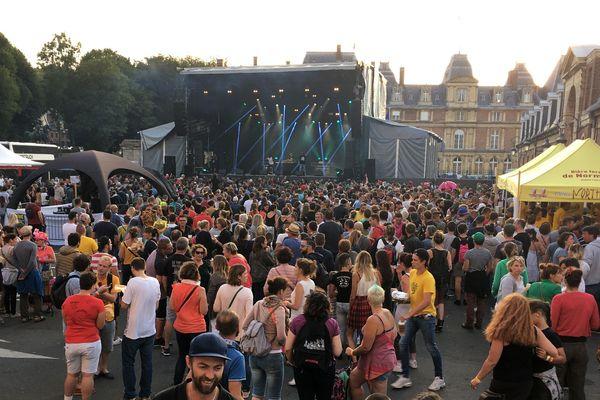 Un festival dans un cadre majestueux