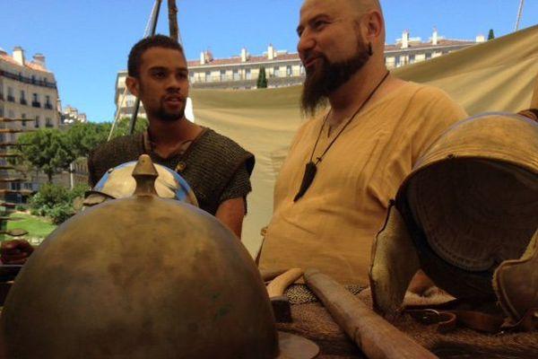 Journée de l'archéologie : visite au musée d'histoire de Marseille