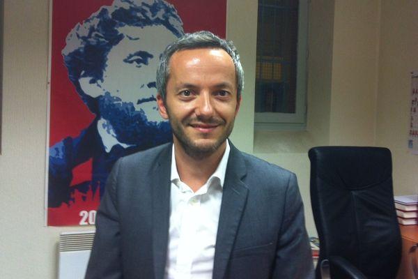 Sébastien Vincini, 1er secrétaire fédéral du PS 31