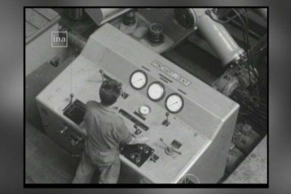 L'usine Breguet de Toulouse en 1963