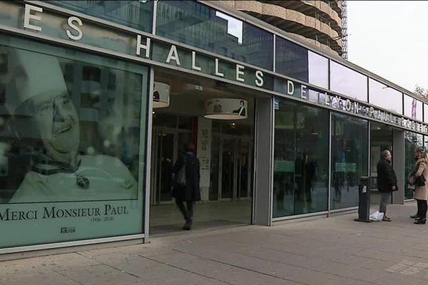 Lyon : les Halles Bocuse dans le 3e arrondissement